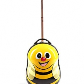 Maleta Trolley Abeja | Colección The Cuties and Pals